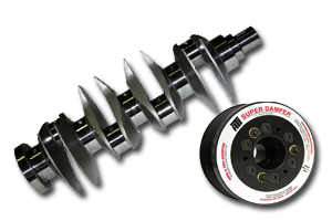 Crankshafts, Dampers & Pulleys
