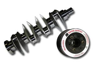 Crankshafts, Dampers & Pulleys