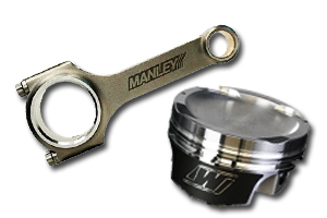 Pistons & Connecting Rods