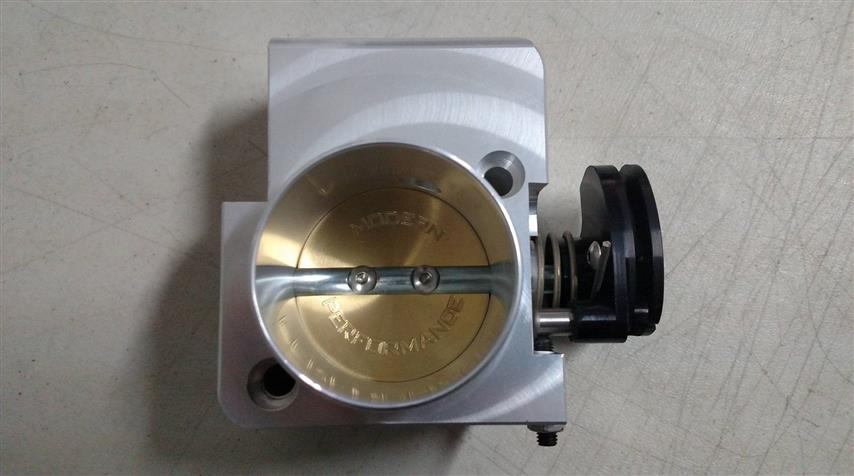 MPx 62mm Throttle Body & Spacer, 03-05 Neon SRT-4