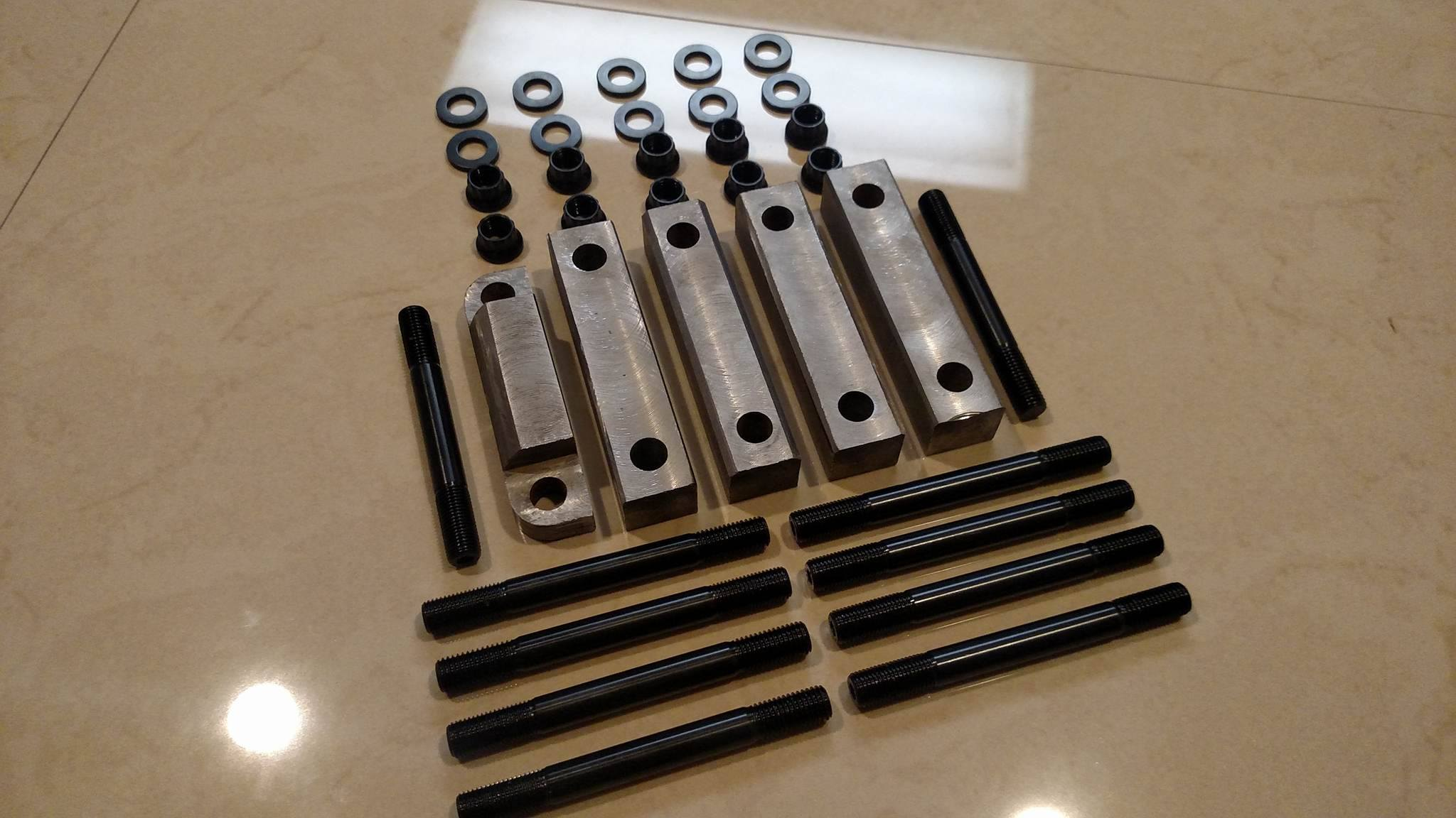 SRT4 SDK Crankshaft Strap Kit
