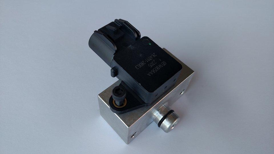 03-05 SRT-4 Mopar 3 Bar MAP Sensor And Adapter Package