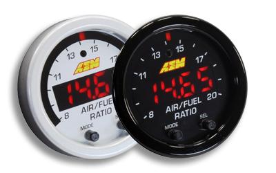 EM X-Series Wideband UEGO AFR Sensor Controller Gauge