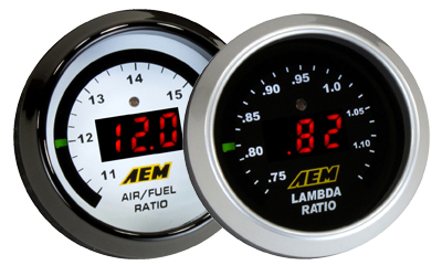 AEM 52mm AEM Digital Wideband UEGO Gauge
