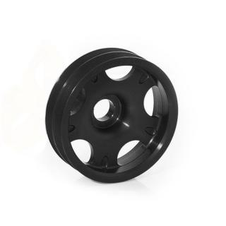 Subaru Lightweight Main Pulley '02-'14 WRX/'04-'17 STi - Stealth Black