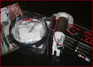 Walbro 03-05 SRT4 255 HLP In Tank Fuel Pump & Setup Kit