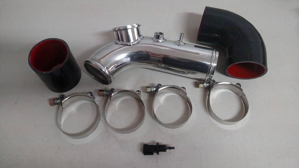 SDK SRT-4 Cold Side Hard Pipe
