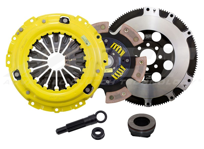 SRT-4 ACT HD-Race Sprung 6 Pad Clutch Kit