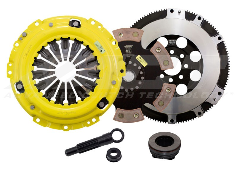 SRT-4 ACT HD-Race Rigid 6 Pad Clutch Kit