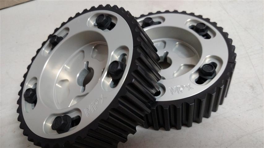 MPx Adjustable Cam Gears, 03-05 Neon SRT-4 / 95-99 Neon 2.4L DOHC