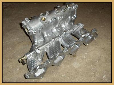 Ported Intake Manifold