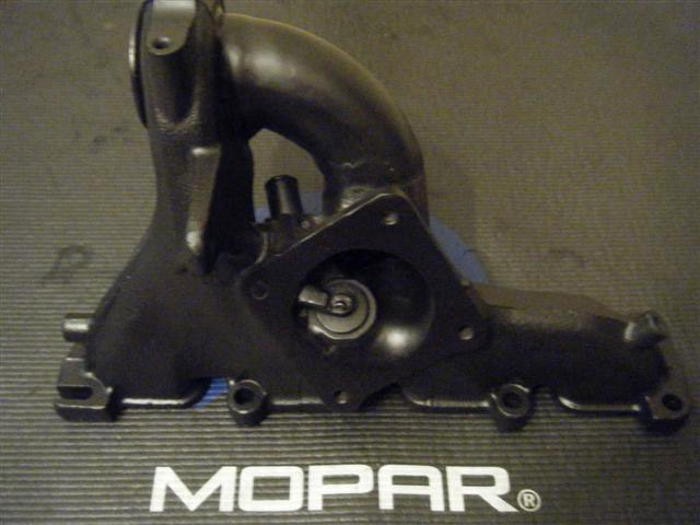 RS Exhaust Manifold