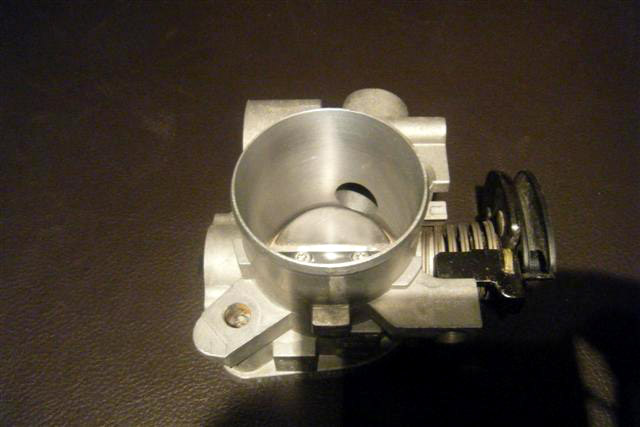 Throttle Body and Spacer