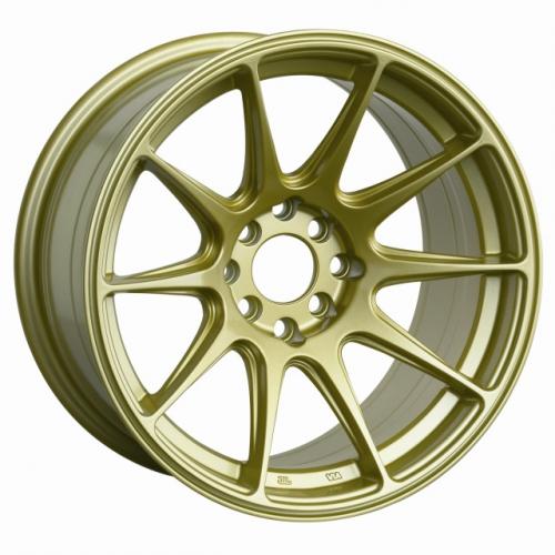 XXR 527 18X8.75 5X100/114.3 35MM GOLD