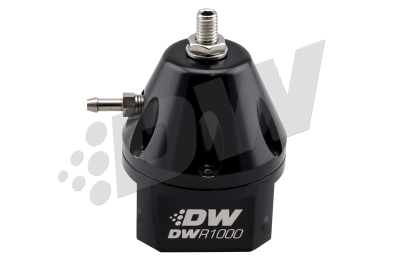 DWR1000 Adjustable Fuel Pressure Regulator
