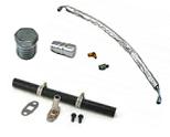 SRT-4 AGP Big Turbo Feed,  Drain Line Kit And Water Plugs