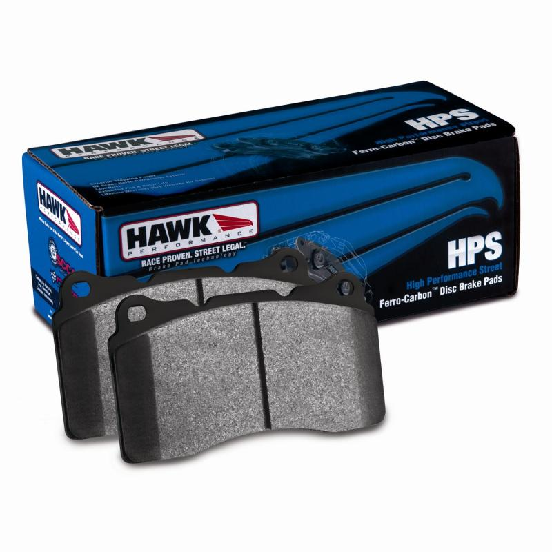 Hawk SRT4 HP+ Street Rear Brake Pads