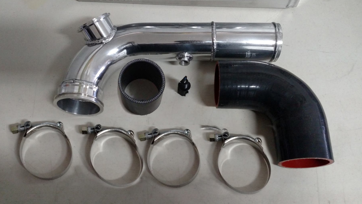 SDK SRT-4 JMF Cold Side Hard Pipe