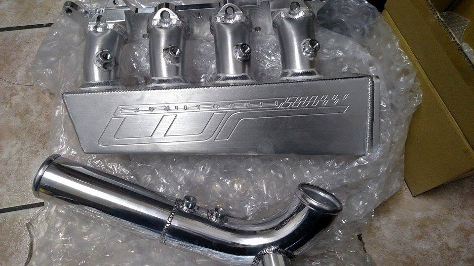 SRT-4 JMFAB Intake Manifold And Hard Pipe