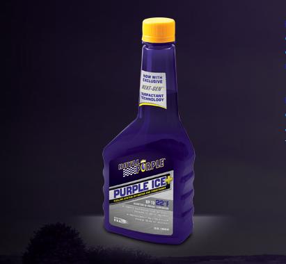 Royal Purple Purple Ice Super Coolant; 12oz Bottle