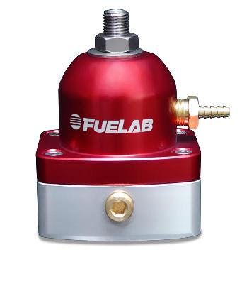 535 Series Adjustable Mini Fuel Pressure Regulator