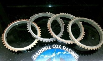 DCR Carbon Synchros-Blocker Rings