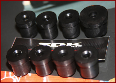 Booger SRT-4 Shifter Bushings