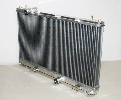 DEK Performance 00-05 Dodge Neon & SRT-4 Aluminum Radiator V2