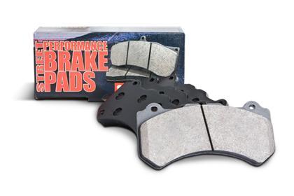 Stop Tech Performance Rear Brake Pads