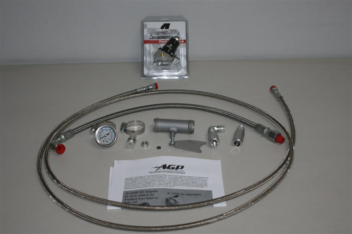 SRT-4 AGP Fuel Return Line Kit