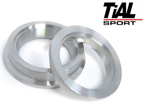 Tial MVS 38mm External Wastegate In/Out Flanges