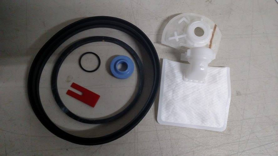 Walbro SRT4 255 HLP Installation Kit