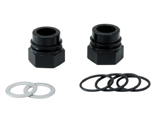 High Volume Fuel Rail AN Adapter kit