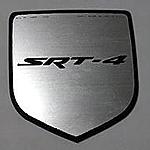 SRT-4 Front emblem