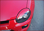 SDK Dodge Neon / SRT-4 FLEX Fiber Glass Eyelids S-Style * ONE SIDE *
