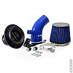 Short Ram SF Intake System (Mazdaspeed 3) Blue Silicone