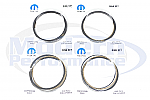 Mopar OEM Piston Ring Set (for use w/ OEM Pistons), 03-05 Neon SRT-4 / 01-10 PT Cruiser