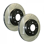 SRT-4 Stoptech Slotted Rotors (REAR PAIR)