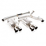 Subaru 11-14 WRX/STi Sedan Cat-Back Exhaust System