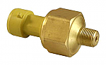 "AEM 100 Psi Brass MAP / Oil / Fluid Pressure Sensor Kit & Connector 1/8"" NPT"