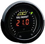 AEM Tru Boost 52mm Boost Controller/Gauge