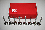 Brian Crower Intake Stainless Steel Valves