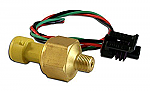 "AEM 100 Psi Oil / Fluid Pressure Sensor Kit & Connector 1/8"" NPT"