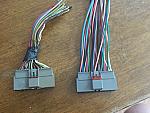 Kinnettic Multi-function Switch (MFS) connector rewire