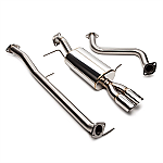 Ford Fiesta ST Cat-Back Exhaust System