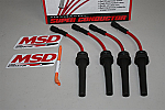 MSD Spark Plug Wire Set / SRT-4 / PT Cruiser GT