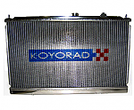 Koyo 00-05 Dodge Neon SRT-4 V-Core Manual Aluminum Radiator