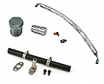 SRT-4 AGP Big Turbo Feed,  Drain Line Kit And Water Plugs