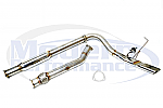 MPx Side Exit Exhaust w/ Downpipe, 03-05 Neon SRT-4