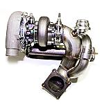 SRT4 Turbo Kit - Garrett T3/T4 Complete Hardware